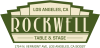 Rockwell: Table & Stage logo